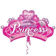 Articoli rosa Amscan per feste e party a tema principesse