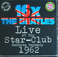 "The Baetles - Star Club Germany 1962 - 12"" LP - washed & cleaned - C497"