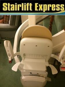 Brand new curved Brooks stairlift, installed + 12 month warranty