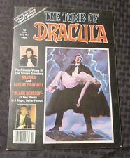 1979 TOMB OF DRACULA Magazine #1 VF- GENE COLAN Horror