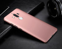 Ultra Thin Matte Hand Feeling Hard Shockproof Case Cover for Huawei Mate 9 8 PRO