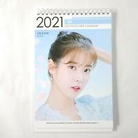IU Photo 2021 2022 Desk Calender KPOP Calendar New Year Calendar IU Goods