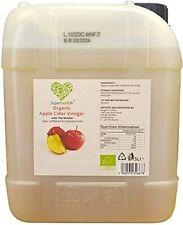 SuperfoodUK Organic Apple Cider Vinegar with Mother 5 Litres