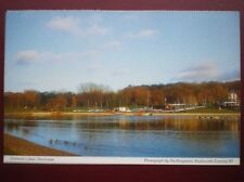 POSTCARD A6-4 HERTFORDSHIRE STEVENAGE - FAIRLANDS LAKES