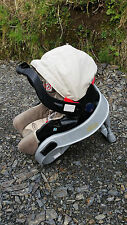 Graco Baby Car Seat and Additional Frame