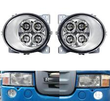 2x LED Daytime Day Fog Lights Lamp for Scania 6 series R Truck OEM replace Emark