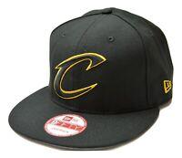Cleveland Cavaliers New Era 9FIFTY NBA Finals Black Adjustable Snapback Cap