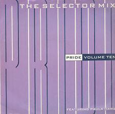 VOLUME TEN - Pride (The Selector Mix) - Feat Paula David - Rca - PT 43588 - Uk