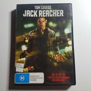 Jack Reacher | DVD Movie | Tom Cruise, Lee Child | Action/Thriller | 2012 | PAL