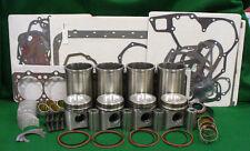 PBK844 SHIBAURA N844 INFRAME OVERHAUL ENGINE KIT D40 DX40 40 1920 3040 L160