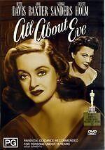 All About Eve * NEW DVD * Marilyn Monroe (Region 4 Australia)