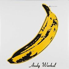 LP THE VELVET UNDERGROUND AND NICO PEEL COVER VINYL 180 FROM THE ORIGINAL TAPES
