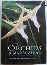 The Orchids of Madagascar Hermans Cribb Du Puy Royal Botanic Garden Kew
