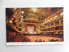 c1970 Colour Postcard. Tower Ballroom, Blackpool. Strictly Interior. Dancing