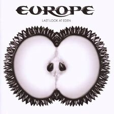 Europe - LAST LOOK AT EDEN [JEWEL CASE EDITION] [CD]