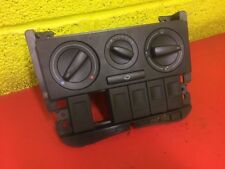 VW Polo 2001 99-2001 1.0 Hatch HEATER CONTROL PANEL SWITCH NextDay#9774