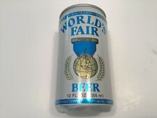 New listing Vintage worlds fair Knoxville Tennessee 1982 aluminum beer can pull tab bot open