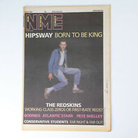 NME magazine 5 April 1986 Hipsway cover The Redskins Atlantic Starr Bodines