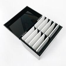 LashArt 10 Tile Lash Box Eyelash Extension Tray Organiser Acrylic Storage Case