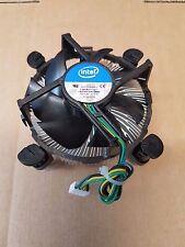 Intel CPU Heatsink Aluminium & Fan w/4-Pin 1150/1151/1155/1156  - E97379-001