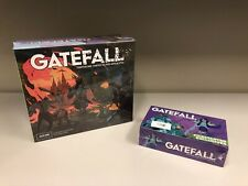 GATEFALL Chapter One: Fantasy VS Post Apocalyptic Game W/ Kickstarter Exclusives