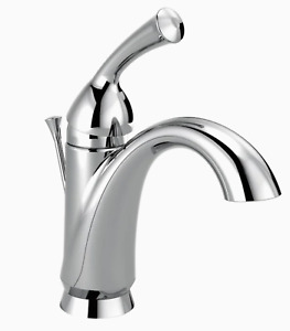 Delta 15999-DST Haywood Chrome One Handle Bathroom Faucet