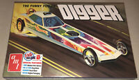 AMT Digger Dragster Fooler Fueler 1:25 scale model car kit new 1154