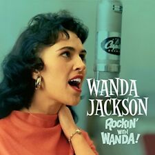 Wanda Jackson - Rockin With Wanda / There's A Party Going On [New CD] Spain - Im