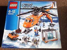 Lego City Set 60034 Arctic Helicrane