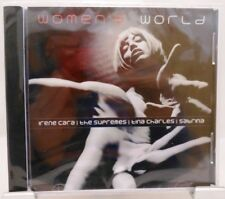 Women's World + CD + album SUPER con 18 fantastiche hits con e di donne forti