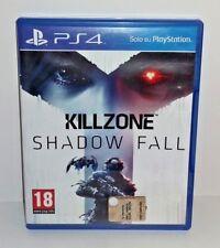 Killzone Shadow Fall PS4 USATO ITA