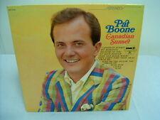 """PAT BOONE """"CANADIAN SUNSET"""" LP RECORD ALBUM."""
