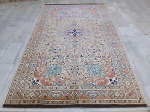 Turkish Rug 6.5x10 ,Vintage Rug,OrientalRug,Floor Mat,Turkey Rug,Handmade Rug.