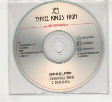 (HD658) Three Kings High, Going To Hell - DJ CD
