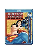 Justice League Season 1 Blu-ray. Sealed On 3 Disk Set