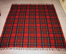 Eaton's of Canada Haddon Hall Vintage Wool Stadum Blanket