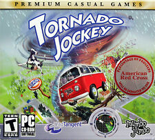 TORNADO JOCKEY  -  PC GAME Brand New & Sealed