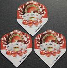 5 Packets of Brand New Ruthless Extra Strong Darts Flights - Ruthless Casino