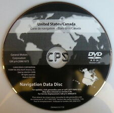 2007 2008 2009 2010 Yukon Denali Navigation DVD 5.0c Map Rel 9/2009 Update 2010