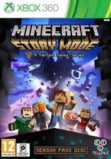 Minecraft Story Mode A Telltale Games Series XBOX 360 jeux spelletjes 3691