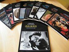 I GRANDI FOTOGRAFI - Lotto di 10 volumi (vedi le 10 foto) Fabbri 1982