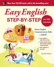 Easy English Step-by-Step for ESL Learners: Master English Communication Profici
