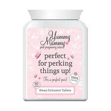 YUMMY MUMMY POST PREGNANCY CARE BREAST ENHANCEMENT TABLETS BIG BOOBS