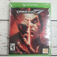 TEKKEN 7 - Xbox 1 - Brand New Factory Sealed!!!