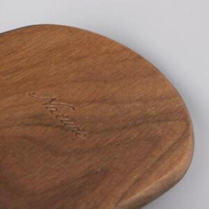 Walnut Wood Desktop Organizer Desktop Office Home Bookends Book Ends Stand Shelf