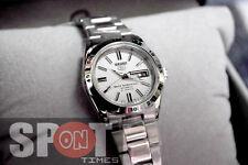 Seiko 5 White Dial Automatic Ladies Watch SYMG35K1