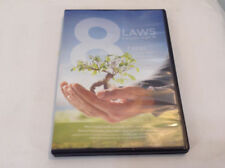8 Laws to a Better, Longer Life DVD  (AMAZING DVD IN ORIGINAL SHRINK WRAP! DISC