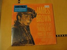 James Brown - There It Is / Pass the Peas - RSD 45RPM Single - 5000 Copies SS