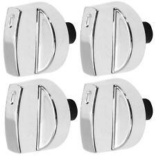 FLAVEL Hob Oven Switch Knob Silver AP10FRKP AP10FRSP DDDCGAP5SP ML10FRSP x 4