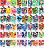 NINTENDO AMIIBOS SUPER SMASH BROS. SERIES NA US VERSION FIRST ORIGINAL PRINTS